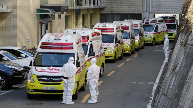 WN Korea Selatan Bunuh Diri di Solo Karena Merasa Terpapar Virus Corona (105611)