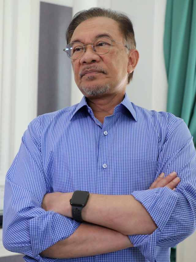 Anwar Ibrahim: PM Muhyiddin Yassin Jatuh Hari Ini (279989)