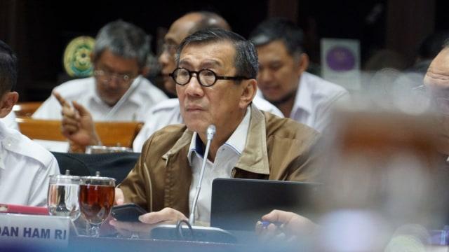 Komisi III DPR Desak Pemerintah Lanjutkan Bahas RKUHP dan RUU Pemasyarakatan (64392)