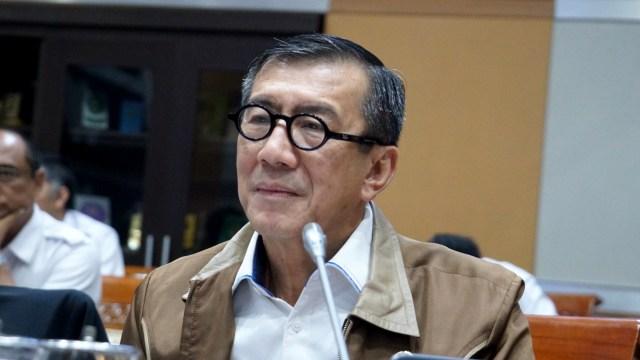 Yasonna Bebaskan Napi, Polri Malah Mau Pidanakan Penghina Jokowi saat Corona (2464)
