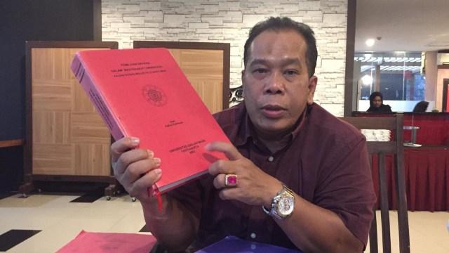 KPK Sayangkan Mahasiswa yang Laporkan Rektor Unnes Malah Disanksi (102694)