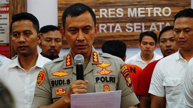 Cek Rp 43 Miliar Milik Pengusaha yang Dicuri di Kemang Sudah Diblokir (2775)