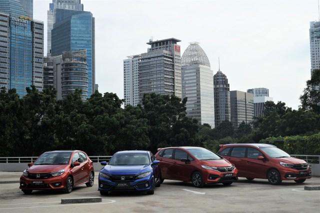 Penjualan Mobil Honda Naik 92,7 Persen di Juni 2020 (291358)