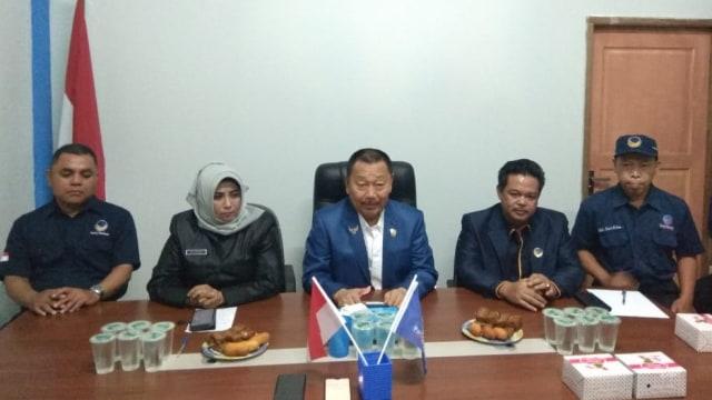DPD NasDem Tanjungpinang Sebut Kepindahan Rahma Dinamika Politik (97869)