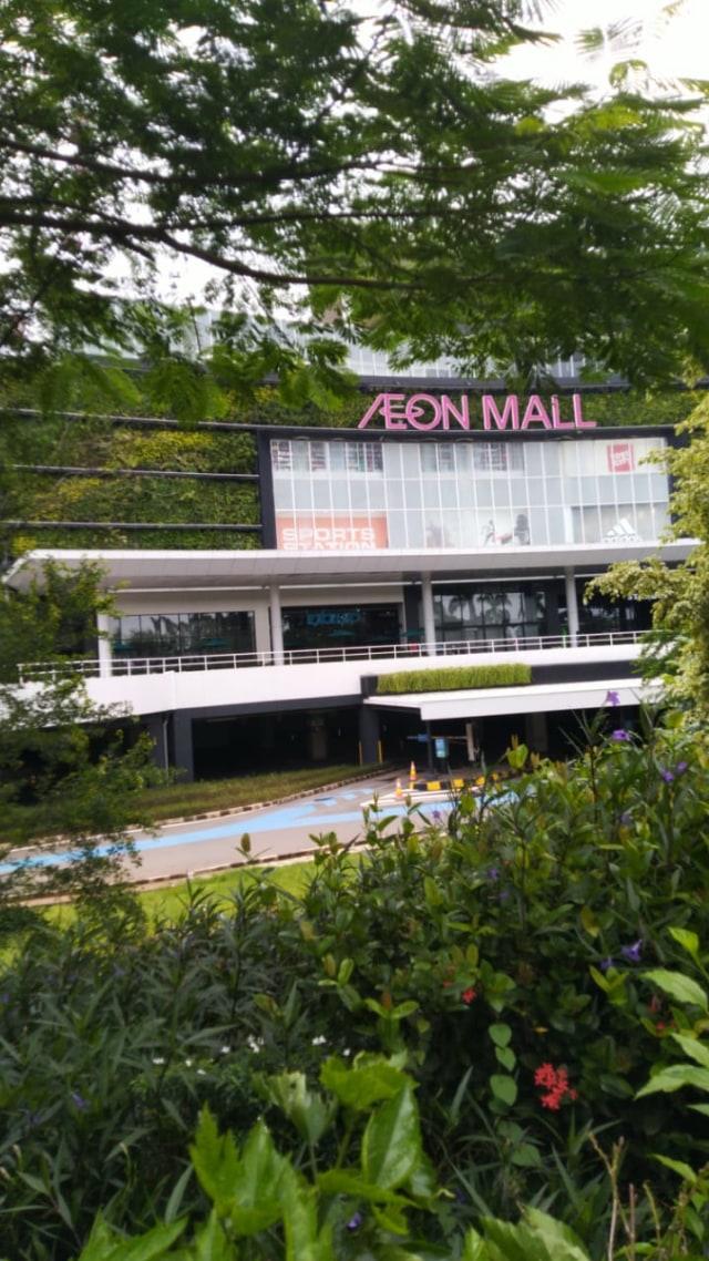 Satu Orang Diamankan Terkait Demo Ricuh di AEON Mall JGC (1149934)