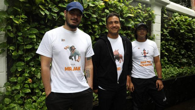 Riki Rhino Ajak Anak-anak Berkenalan dengan Satwa Asli Indonesia Lewat Animasi (102800)