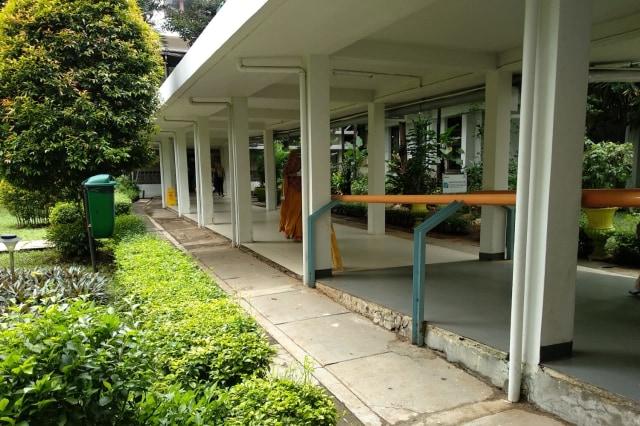 Rumah sakit Cipto Mangunkusumo, Jakarta.
