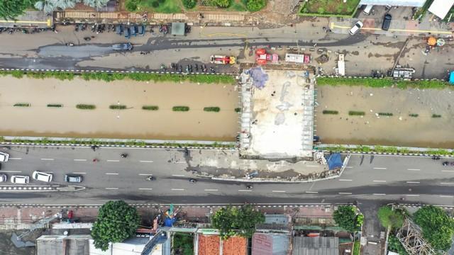 Banjir di Underpass Senen, Jakarta