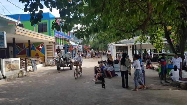 5 Tips Travelling Murah ke Gili Trawangan di Lombok, NTB (18451)
