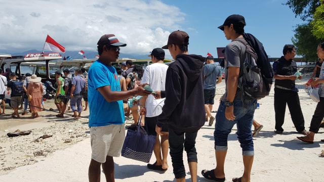 5 Tips Travelling Murah ke Gili Trawangan di Lombok, NTB (18452)