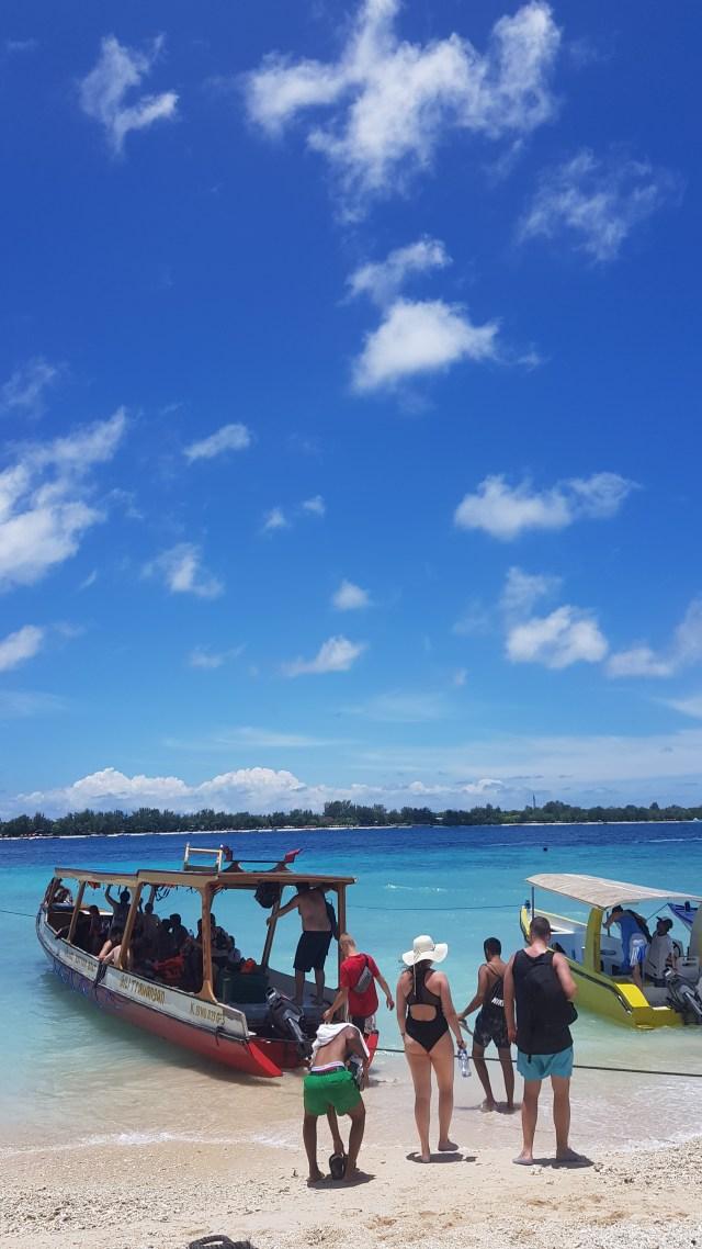 5 Tips Travelling Murah ke Gili Trawangan di Lombok, NTB (18454)