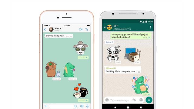Mudahnya Cara Bikin Stiker Whatsapp Yang Lucu Dan Menarik Kumparan Com