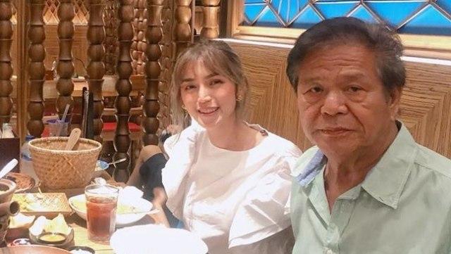Jessica Iskandar Orang Tua - Actris Indonesian
