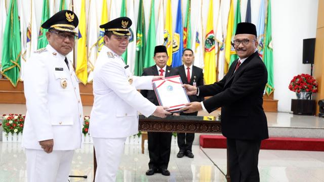 Elly Lasut Jabat Bupati Talaud Hingga 2025 (35814)