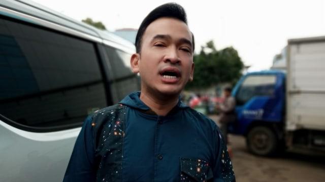 Keluarganya Jadi Bahan Roasting Ridwan Remin, Ruben Onsu Hubungi Indro Warkop (602118)