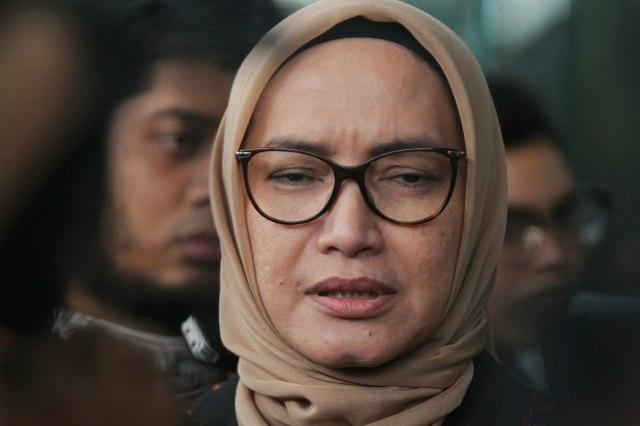 DKPP Sanksi Anggota KPUD di Sumut karena Komentari Pemecatan Evi Novida (2)
