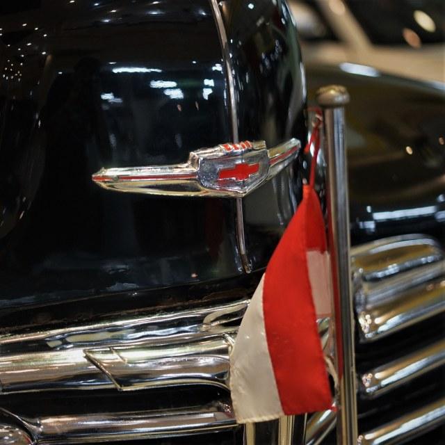 Chevrolet Fleetmaster, Mobil Eks Jenderal Sudirman yang Laku Rp 650 Juta (45608)