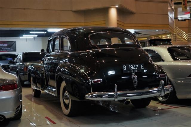 Chevrolet Fleetmaster, Mobil Eks Jenderal Sudirman yang Laku Rp 650 Juta (45606)