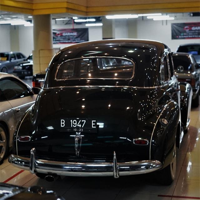 Chevrolet Fleetmaster, Mobil Eks Jenderal Sudirman yang Laku Rp 650 Juta (45613)