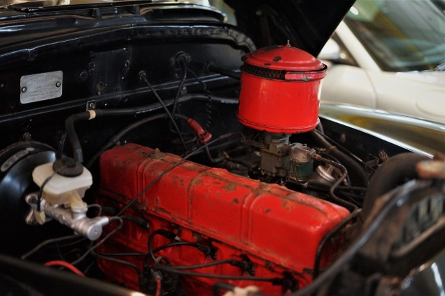 Chevrolet Fleetmaster, Mobil Eks Jenderal Sudirman yang Laku Rp 650 Juta (45612)
