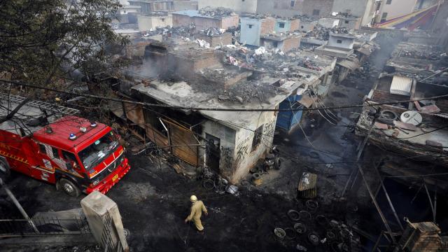 MUI Kutuk Kekerasan Muslim di India: Pelanggaran HAM Berat (40125)