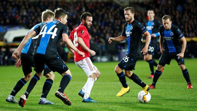 CVR, Manchester United, Club Brugge