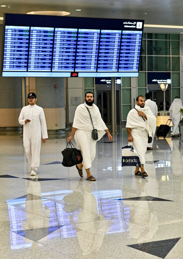 Saudia Buka Syarat Penerbangan untuk 25 Negara, Indonesia Masuk Daftar (5685)