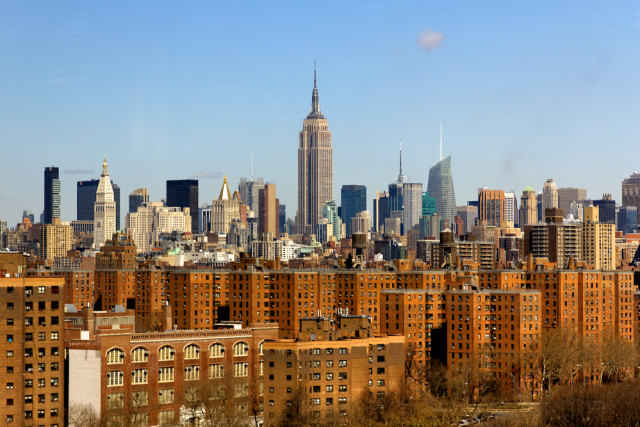 Kondisi Geografi New York, Kota Terparah dari Dampak COVID-19 di Amerika Serikat (70680)
