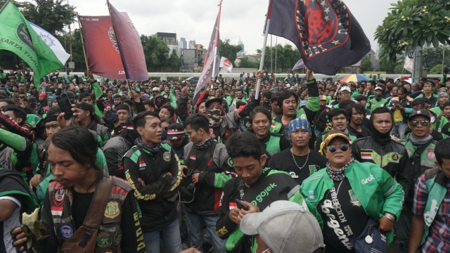 Demo Ojol Diprediksi Akan Muncul di Berbagai Kota (73176)