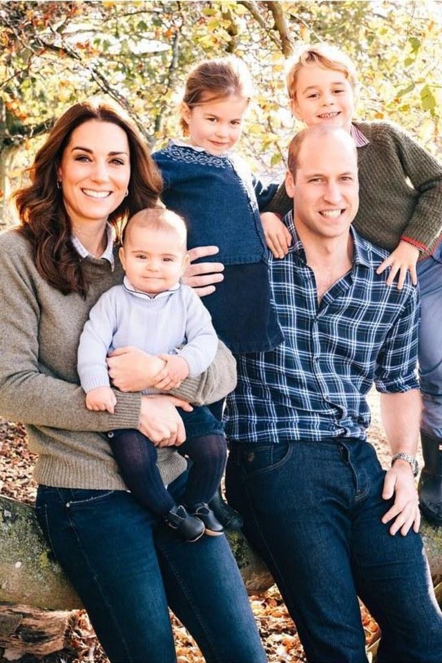 Pangeran William dan Kate Middleton Lega Anak-anaknya Kembali Sekolah (62212)