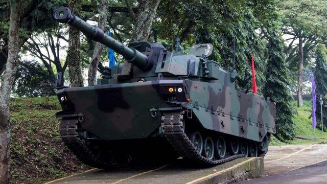 Kodam Jaya: Tank di Cileungsi Sedang Latihan, Bukan Sekat Pemudik (258379)