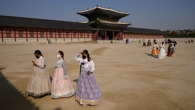TRAVEL-Istana Gyeongbokgun