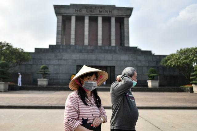 TRAVEL-Mausoleum Ho Chi Minh