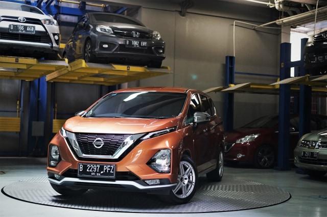 Nissan Livina Kuasai Wholesales Agustus 2020 (634411)