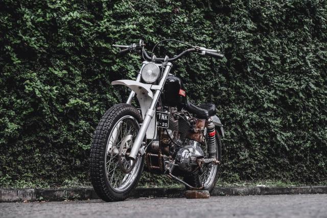 Harley-Davidson Flat Tracker: Motor Tua Berjiwa Muda ...