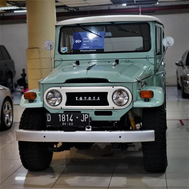 Usia Mobil di Jakarta Maksimal 10 Tahun, Rifat: Jangan Semua Dibilang Tua (587336)