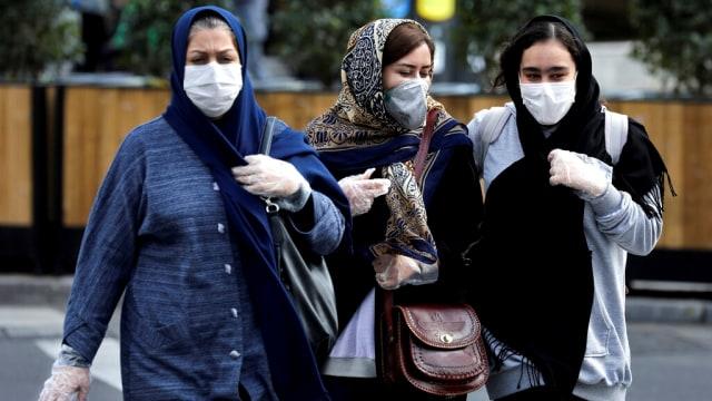 LIPSUS Gagap Hadapi Corona Iran di kepung virus corona