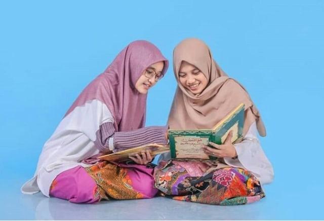 Melihat Berbagai Tampilan Hijab di Dunia Santri