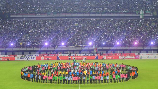 4 Trisula Maut yang Gemparkan Liga Indonesia: Ada Trio ABG Persija (40030)