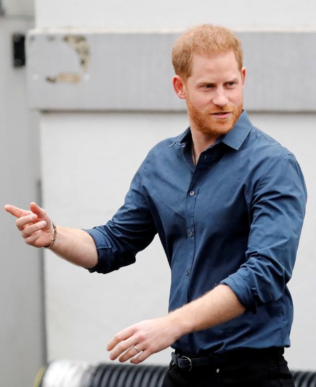 Pangeran Harry Ultah ke-37, Keluarga Kerajaan Inggris Beri Ucapan di IG Story (54696)