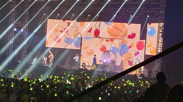 Konser NCT di Jakarta