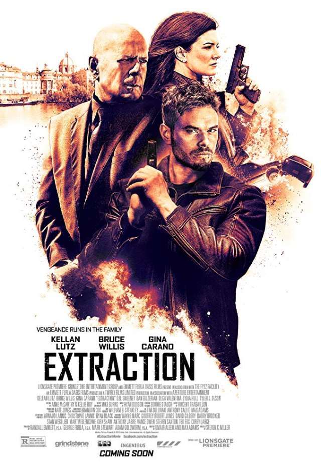 Sinopsis Film Extraction, Tayang Malam Ini di Bioskop Trans TV (74481)