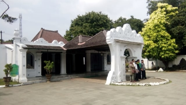 Keraton Kasepuhan Cirebon Luncurkan Aplikasi GWIDO (346989)