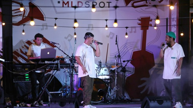 Tuan Tigabelas Java Jazz Festival 2020