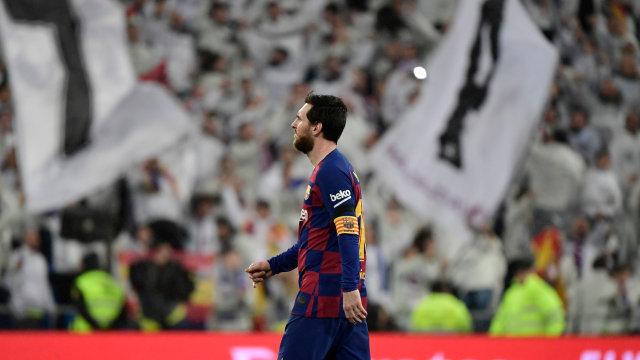Menilik Peluang Lionel Messi Akhiri Kutukan Cristiano Ronaldo di El Clasico (356022)