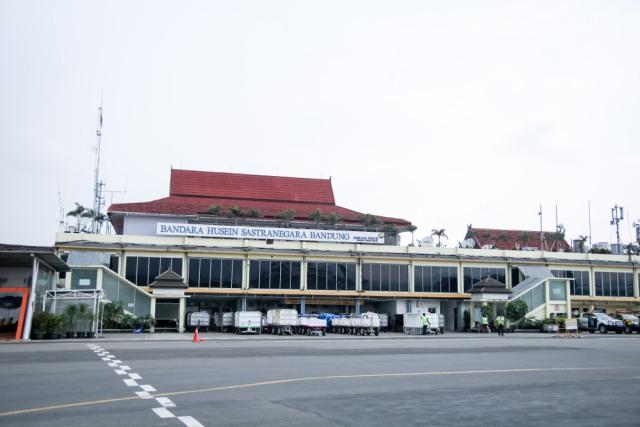 Respons Bandara Husein Sastranegara Bandung soal Usulan Jadi Bandara Domestik (83242)