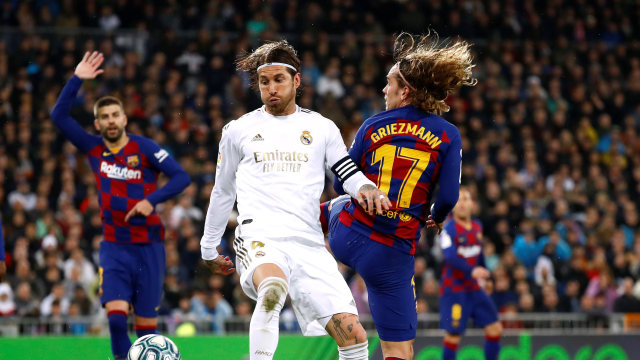 Menilik Peluang Lionel Messi Akhiri Kutukan Cristiano Ronaldo di El Clasico (356023)