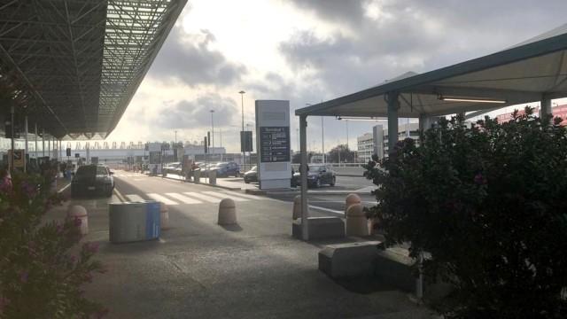 Bandara Fiumicino, Roma