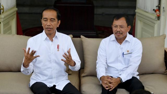 4 Kejanggalan PSBB yang Diumumkan Jokowi (89022)