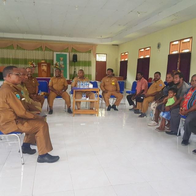 Bupati Sorsel Ungkap Penyebab Molornya Pengumuman CPNS di Papua Barat (6617)
